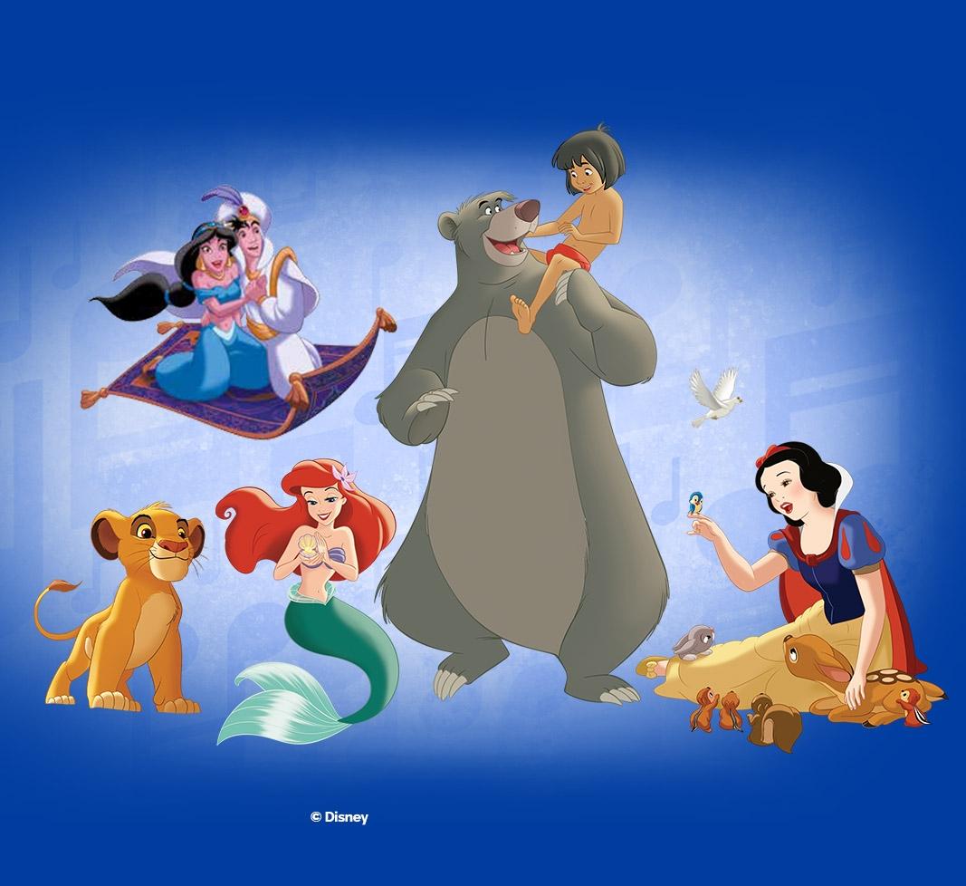 Magiche Storie Sonore Disney De Agostini Publishing