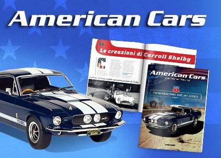 Colleziona le auto più potenti Made in USA
