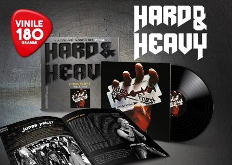 Il meglio della musica hard rocke heavy metal in una collezione unica