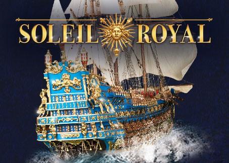 Costruisci il mito della Soleil Royal, l'ammiraglia della flotta francese voluta dal Re Sole. Imponente, elegante, completo di ogni particolare questo modello garantisce un risultato di altissimo livello anche a chi si avvicina per la prima volta al modellismo navale